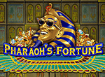 Pharaoh's Fortune в казино Вулкан